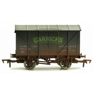 Dapol 4F-012-010 Carricks (Low Row/Newcastle) Vent Van - Weathered
